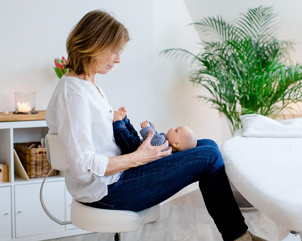 Birte Schwartzkopff | Heilpraktikerin und Physiotherapeutin | Bobath Therapie